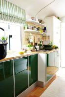 厨房经典配色与收纳设计(一)