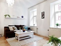 45平方米白领小公寓