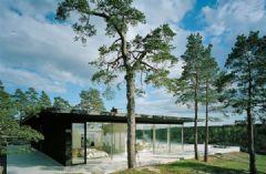 250平米坐拥惊人湖景的私人别墅