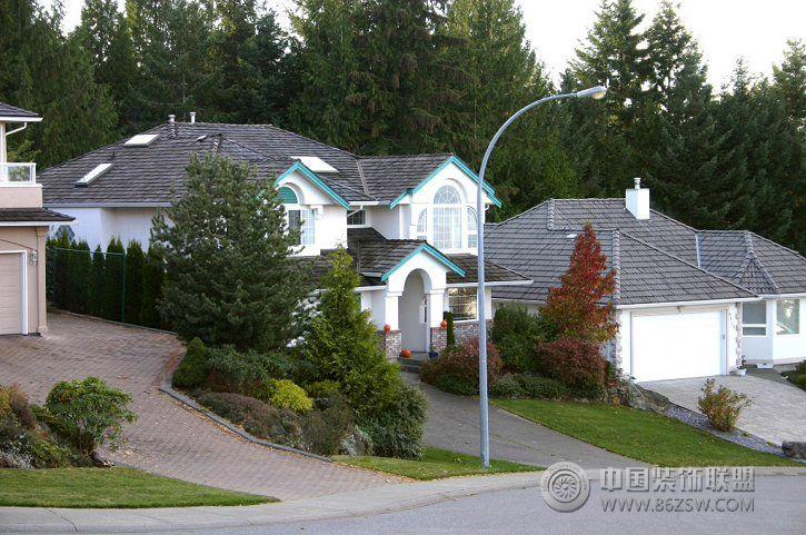 加拿大花園式別墅外觀-其它裝修圖片