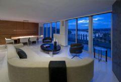 典型美式简约风格室内设计