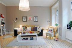 瑞典人设计下的经典客厅风格(一)