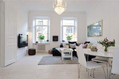 瑞典人设计下的经典客厅风格(二)