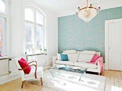 瑞典人设计下的经典客厅风格(三)