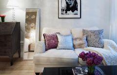 瑞典39平米的超小户型公寓