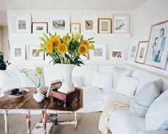 舒适、实用与温馨的美式客厅