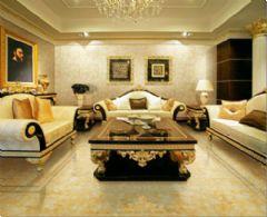 顶级奢华的家居空间设计