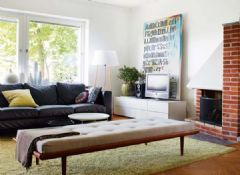 舒适个性的公寓设计