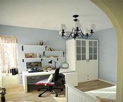 让人心情舒畅的小书房现代风格小户型
