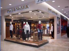 鲨鱼的上海专卖店装修