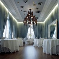 地中海素雅餐廳