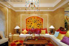 摩洛哥风情 艳丽美家