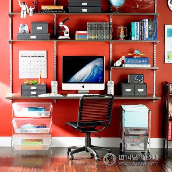 家居工作室案例一过道装修图片