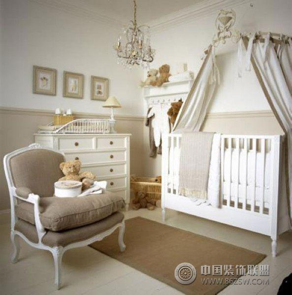 清新風格家居一簡約兒童房裝修圖片