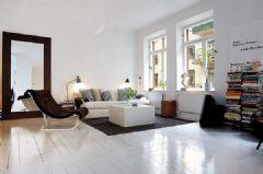 瑞典斯德哥尔摩78平客租公寓