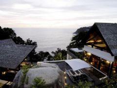 普吉岛的漂亮海景别墅