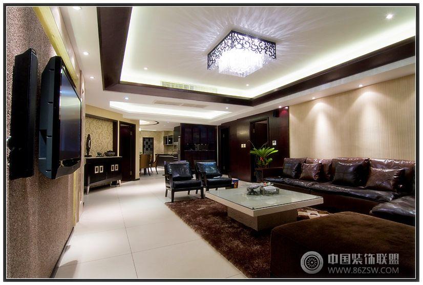 夫妇 演绎 中式 婚房 中式 风格装修效果图 八高清图片