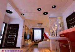 融创上城3室2厅2卫1厨 135.00㎡欧式风格大户型