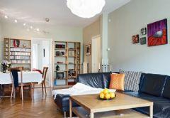 瑞典简约古典公寓