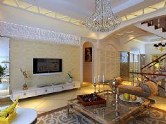 现代奢华别墅