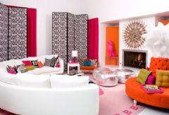 芭比控的粉色公寓