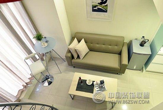 查看该客厅图片所在的案例套图   案例:   高隔断家装   类