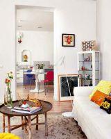 富有活力的色彩公寓