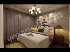 南阳聚龙居二居室欧洲风情简约装修现代客厅装修图片