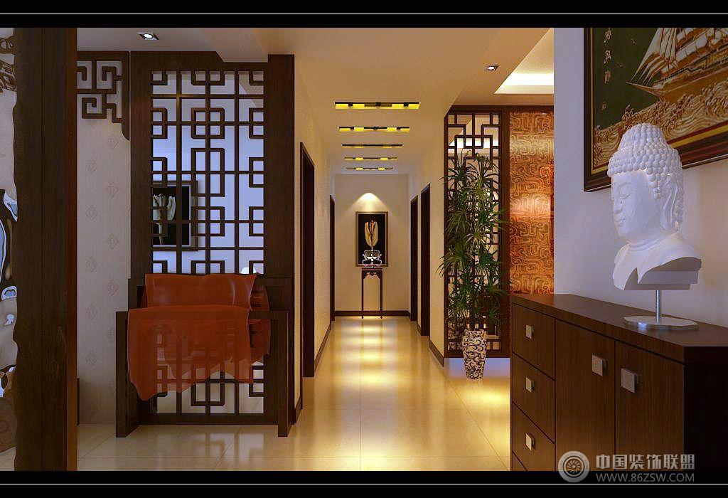 古典中式风格-致美百汇装饰工程有限公司装修案例图片