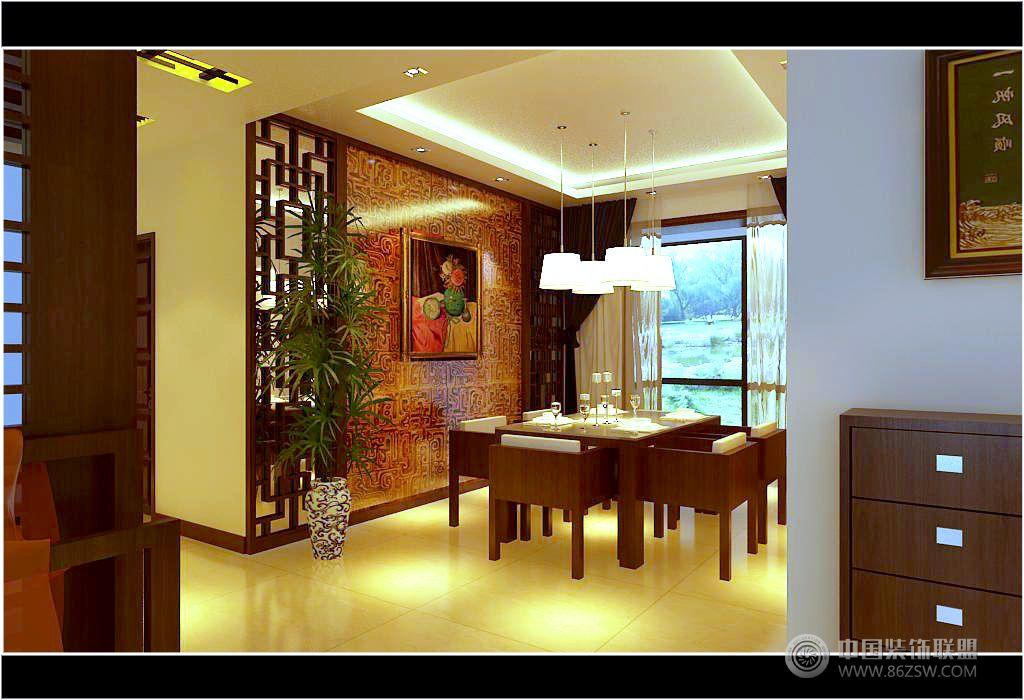 古典中式风格-西安梓桐装饰工程有限公司装修案例-八