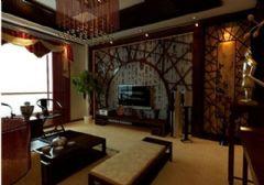 现代中式靓居