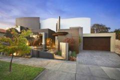 现代豪华的艺术设计别墅欣赏