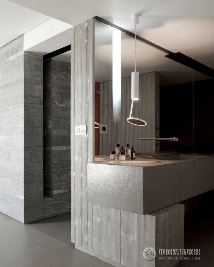法国beranger木屋现代卫生间装修图片