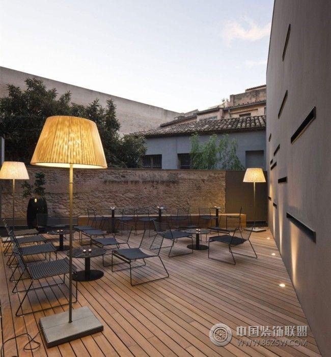 西班牙瓦伦西亚Caro酒店 单张展示 酒店装修效果图
