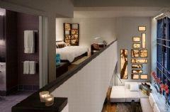 豪华酒店的室内设计