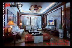 丽水湾管先生雅居中式风格