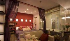 45平米居室精装案例