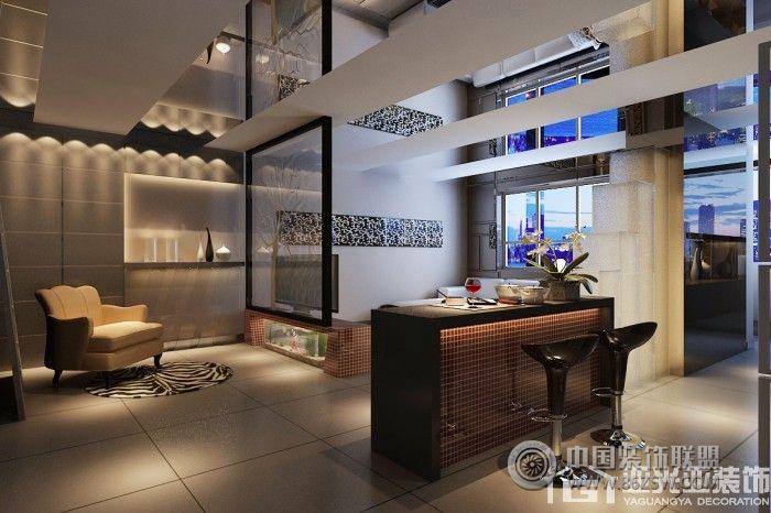 两居室 类型 家装 风格 现代简约两居室 客厅装修图
