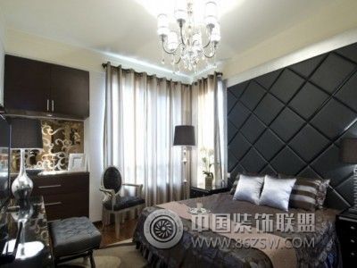 中式古典-卧室装修图片图片