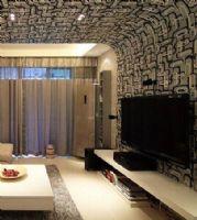 25万打造高贵典雅的95平两居室