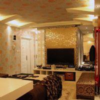 中式-二居装修