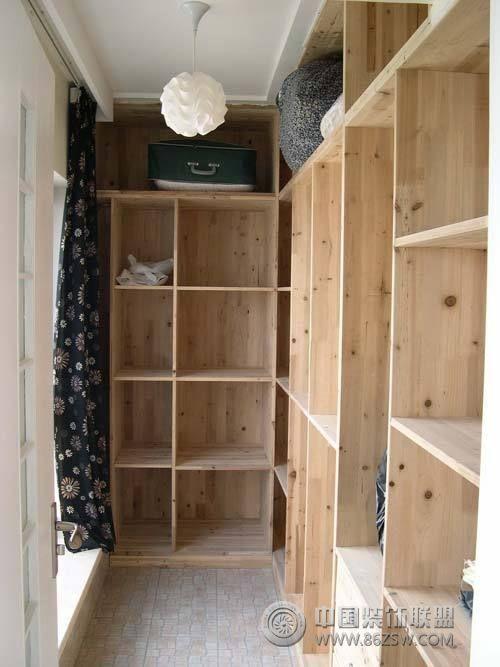 90平米简约复式现代家书房装修图片