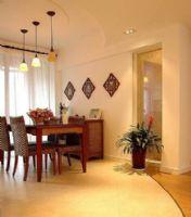 130平三房现代温馨风格装修