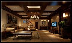 合生国际别墅美式风格别墅