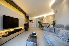 1020平方英尺现代公寓