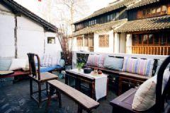 上海文藝古典茶社