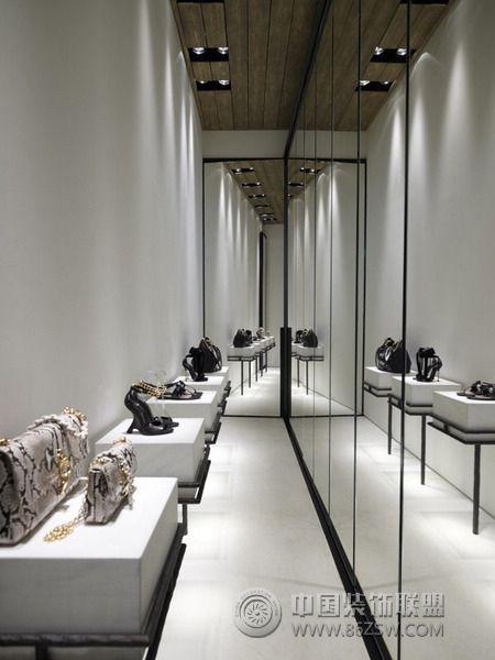 希腊精品展厅设计 整套大图展示 展厅装修效果图 八六装饰网装修效果