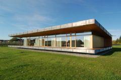 现代感设计阳光农舍
