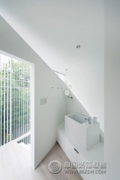 东京三维创意住宅客厅装修图片