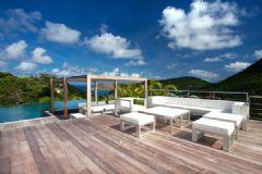 加勒比海绝美度假别墅